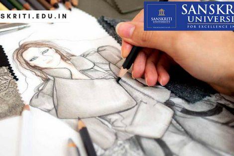 Fashion Designing- Sanskriti University